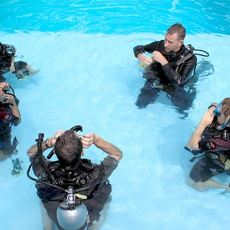 PADI Dive Courses | Cairns